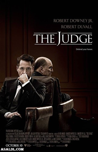 فیلم قاضی The Judge 2014