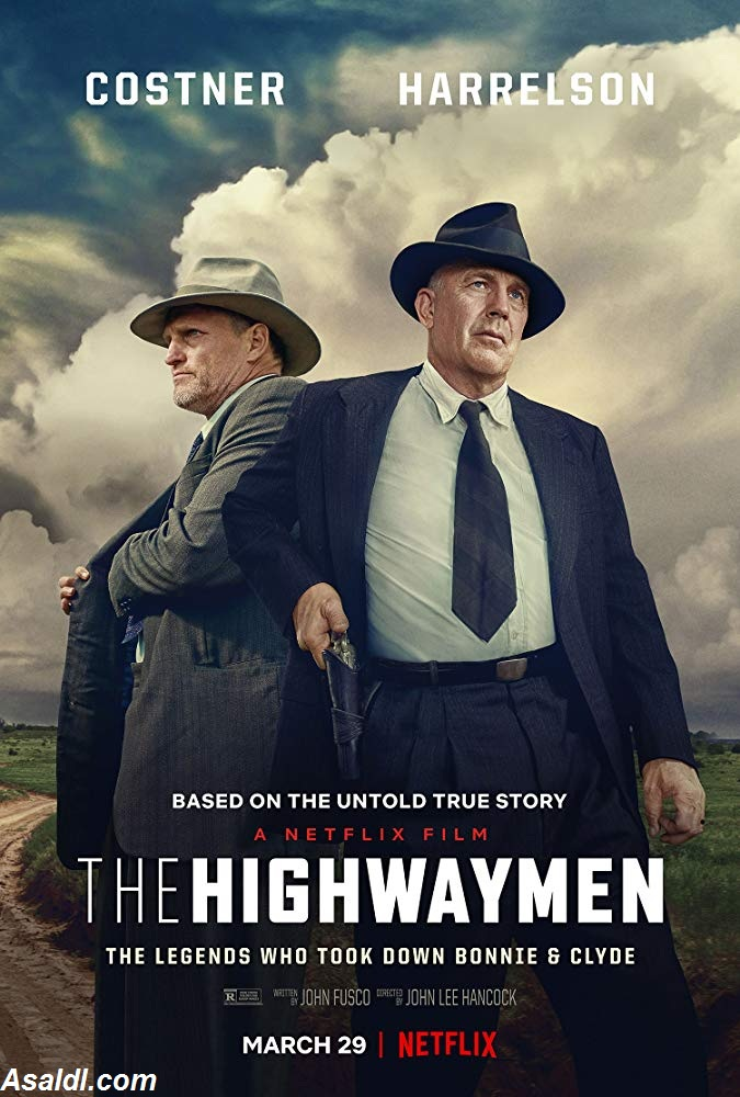 دانلود فیلم The Highwaymen 2019 راهزن ها